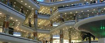 Климатические системы <br>торговых центров и магазинов